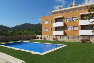 New apartment complex in beautiful Costa Brava